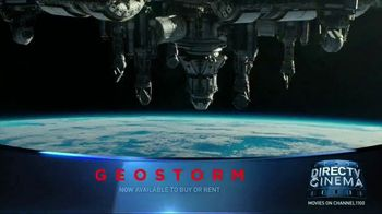 DIRECTV Cinema TV Spot, 'Geostorm' - Thumbnail 2