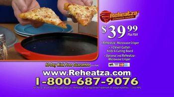 Reheatza Microwave Crisper TV Spot, 'Reheating Miracle' - Thumbnail 10