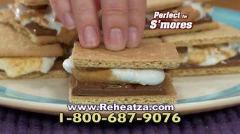 Reheatza Microwave Crisper TV Spot, 'Reheating Miracle' - Thumbnail 7