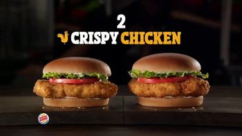 Burger King 2 for $6 TV Spot, 'Mix or Match: Sandwiches' - Thumbnail 3