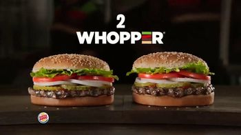 Burger King 2 for $6 TV Spot, 'Mix or Match: Sandwiches' - Thumbnail 5