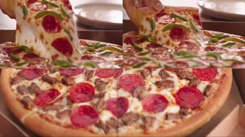 Pizza Hut $5.99 Medium Pairs Deal TV Spot, 'Yes and Yes' - 1073 commercial airings