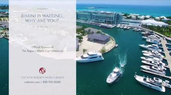 Resorts World Bimini TV Spot, 'World Away From Everyday' - Thumbnail 10