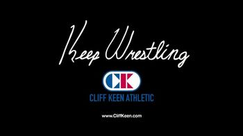 Cliff Keen Athletics TV Spot, 'Keep Wrestling: Key to Success' - Thumbnail 10