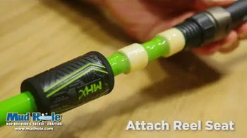 Mud Hole Custom Tackle TV Spot, 'Rod Building in 30 Seconds' - Thumbnail 5
