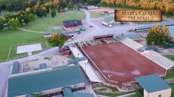 Whitetail Properties TV Spot, 'Sycamore Springs Ranch in Oklahoma'