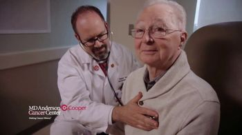 MD Anderson Cancer Center TV Spot, 'Sal Aversa'