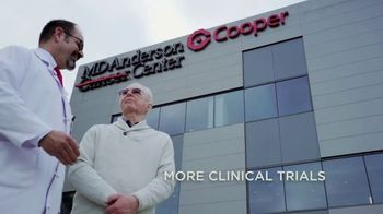 MD Anderson Cancer Center TV Spot, 'Sal Aversa' - Thumbnail 3