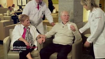 MD Anderson Cancer Center TV Spot, 'Sal Aversa' - Thumbnail 4