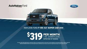 AutoNation Ford Sales Drive TV Spot, 'Big Drive: 2018 F-150' - Thumbnail 5