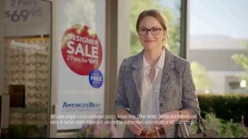 America's Best Contacts and Eyeglasses Designer Sale TV Spot, 'Runway' - Thumbnail 5
