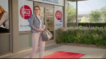 America's Best Contacts and Eyeglasses Designer Sale TV Spot, 'Runway' - Thumbnail 7