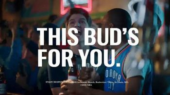 Budweiser TV Spot, 'A Moment Worth Celebrating' - Thumbnail 9