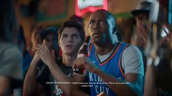 Budweiser TV Spot, 'A Moment Worth Celebrating'