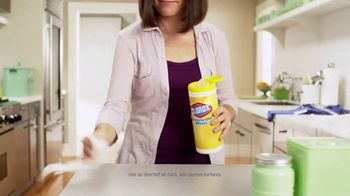 Clorox TV Spot, 'Cold and Flu Season' - Thumbnail 2