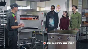 Burger King Double Quarter Pound King TV Spot, 'Rest in Flames' - Thumbnail 1