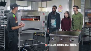 Burger King Double Quarter Pound King TV Spot, 'Rest in Flames' - Thumbnail 2