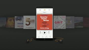 Audible.com TV Spot, 'There's Always Time To Listen' Song by Good Charlotte - Thumbnail 9