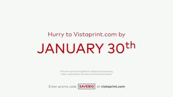 Vistaprint Semi-Annual Sale TV Spot, 'Business Cards, Invitations and More' - Thumbnail 6