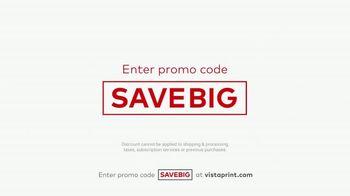 Vistaprint Semi-Annual Sale TV Spot, 'Business Cards, Invitations and More' - Thumbnail 7