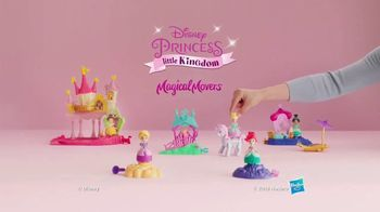 Disney Princess Little Kingdom Magical Movers TV Spot, 'Power It Up' - 1085 commercial airings