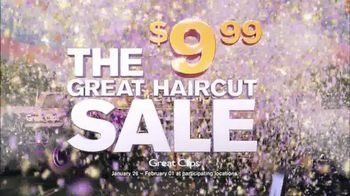 Great Clips Great Haircut Sale TV Spot, 'Everything Is Great' - Thumbnail 10