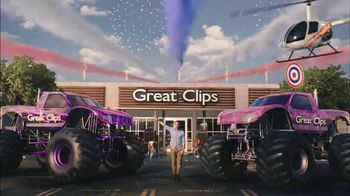 Great Clips Great Haircut Sale TV Spot, 'Everything Is Great' - Thumbnail 9