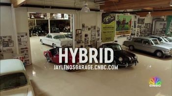 Jay Leno's Dream Garage Tour Sweepstakes TV Spot, 'Code Word: Hybrid' - Thumbnail 1