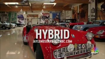 Jay Leno's Dream Garage Tour Sweepstakes TV Spot, 'Code Word: Hybrid' - 13 commercial airings
