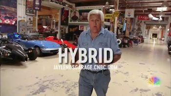 Jay Leno's Dream Garage Tour Sweepstakes TV Spot, 'Code Word: Hybrid' - Thumbnail 3