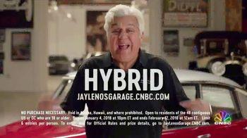 Jay Leno's Dream Garage Tour Sweepstakes TV Spot, 'Code Word: Hybrid' - Thumbnail 4