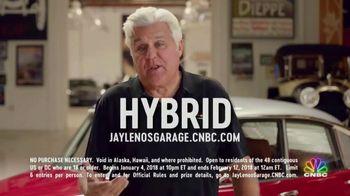 Jay Leno's Dream Garage Tour Sweepstakes TV Spot, 'Code Word: Hybrid' - Thumbnail 5