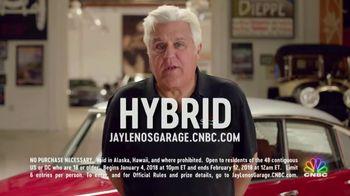 Jay Leno's Dream Garage Tour Sweepstakes TV Spot, 'Code Word: Hybrid' - Thumbnail 6