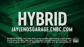 Jay Leno's Dream Garage Tour Sweepstakes TV Spot, 'Code Word: Hybrid' - Thumbnail 7