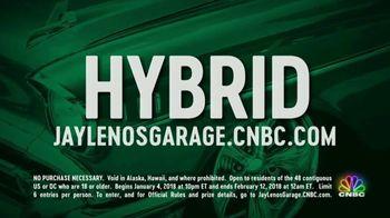 Jay Leno's Dream Garage Tour Sweepstakes TV Spot, 'Code Word: Hybrid' - Thumbnail 8
