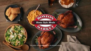 Boston Market TV Spot, 'Free Whole Rotisserie Chicken With Family Meal' - Thumbnail 9