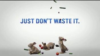 Save the Food TV Spot, 'Peter Rabbit: Better Ate Than Never' - Thumbnail 6