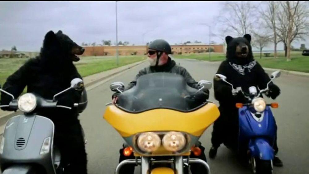 Black Bear Diner TV Commercial, 'Moto Bears'