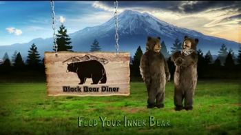 Black Bear Diner TV Spot, 'Moto Bears' - Thumbnail 9