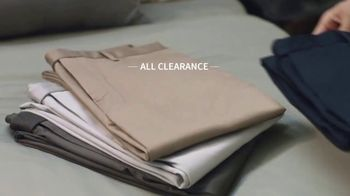 JoS. A. Bank Super Saturday Sale TV Spot, 'Clearance Items and Suits' - Thumbnail 2