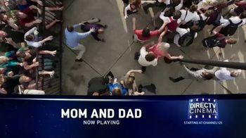 DIRECTV Cinema TV Spot, 'Mom and Dad' - Thumbnail 4