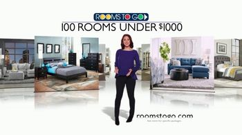 Rooms to Go TV Spot, '100 Rooms' - Thumbnail 9