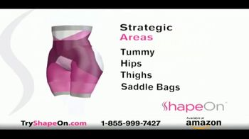 ShapeOn TV Spot, 'Comfortable and Effective' - Thumbnail 3