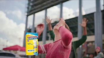 Aspercreme Lidocaine No Mess TV Spot, 'Tailgating' - Thumbnail 7