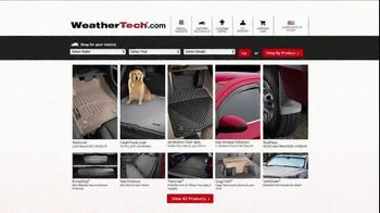 WeatherTech Floor Liners TV Spot, 'No Matter the Weather' - Thumbnail 10