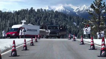 Bridgestone Dueler Tires TV Spot, 'Clutch Performance: Bobsled' - Thumbnail 1