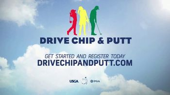 Drive, Chip & Putt TV Spot, 'Just Like You' - Thumbnail 10