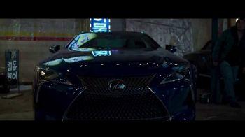2018 Lexus LC 500 TV Spot, 'Black Panther: el camino por delante' [Spanish] [T1] - Thumbnail 1