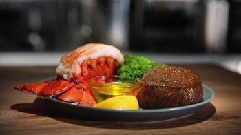Outback Steakhouse Steak & Lobster TV Spot, 'Popular Demand'
