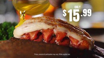 Outback Steakhouse Steak & Lobster TV Spot, 'Popular Demand' - Thumbnail 7